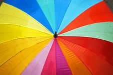 Free Colorful Umbrella Stock Photography - 15609532