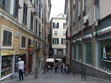 Free Genova-Liguria-Italy - Creative Commons By Gnuckx Stock Image - 156046971