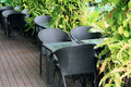 Free Chair In The Garden Stock Photo - 15612040