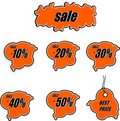 Free Sale Tags Stock Image - 15617921