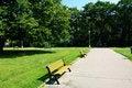Free City Park Stock Photos - 15619633