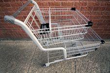 Free Shopping Cart Stock Image - 15610511