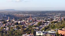 Free View Of San Miguel De Allende Royalty Free Stock Photo - 15611415