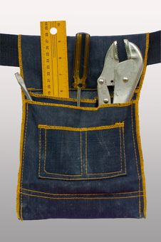 Free Tool Bag Stock Images - 15612434