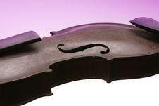 Free Old Violin Stock Image - 15613491