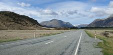 Free Road Through Arthur S Pass Stock Photos - 15615713