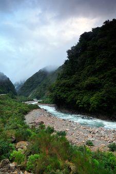 Free Otira River, Arthur S Pass National Stock Photography - 15616082