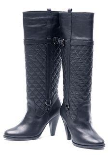 Free Woman Boot Stock Photo - 15616300