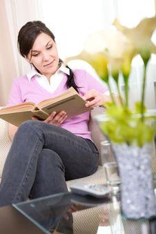 Free Reading Book Stock Photos - 15616373