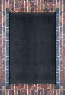 Free Empty Menuboard Stock Photography - 15616952
