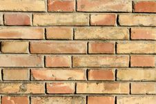 Free Brick Wall Royalty Free Stock Image - 15616986