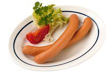 Free Sausage Stock Photo - 15617040