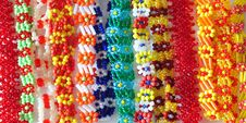 Free Bangles From A Bead Royalty Free Stock Image - 15617896