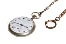 Free Pocket Watch Royalty Free Stock Photo - 15617975