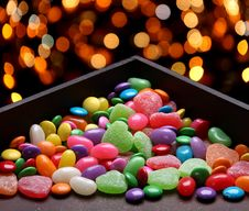 Free Candy, Royalty Free Stock Photos - 15618228