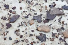 Free Mysterious Boulders And Pebbles Of Champ Island Royalty Free Stock Image - 15618276
