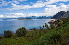 Free Landscape In Norway Stock Image - 15618821
