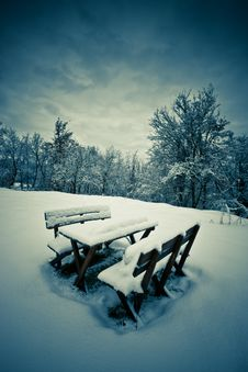 Free Picnic Ice Stock Photography - 15619162