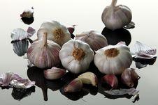 Free Garlic Stock Images - 15619214