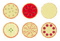 Free Pizza With Toppings 3 Royalty Free Stock Image - 15621226