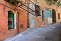 Free Alley With Graffiti Royalty Free Stock Photo - 15623715