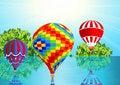 Free Air Balloons Stock Photos - 15624943