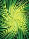 Free Green Rays Stock Image - 15626501