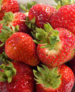 Free Close Up Of Red Strawberries. Stock Image - 15628221