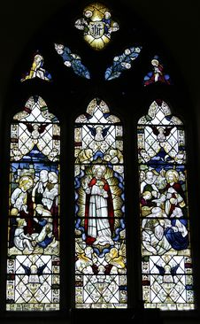 Free Stained Glass Window. Stock Photos - 15620113