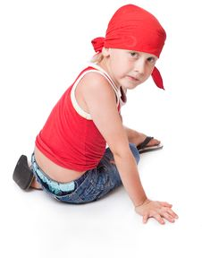 Free Little Boy In Dance Royalty Free Stock Images - 15620739