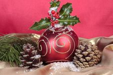 Free Christmas Decorations Stock Photo - 15623680