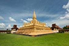 Free Temple Of Lao Stock Photography - 15624872