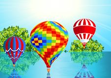 Free Air Balloons Stock Photos - 15624943