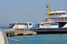 Ferry Boat Transport Stock Images