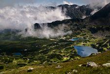 Free High Mountain Lakes Stock Photo - 15625200