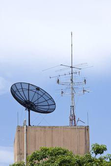 Free Satellite Stock Image - 15625381