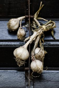 Free Garlic Stock Photo - 15625620