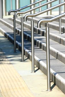 Free Stairway 4 Stock Image - 15625621