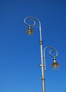 Free Street Lamp Stock Photo - 15626380