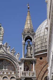 Free Venice, Basilica San Marco Stock Photography - 15626762