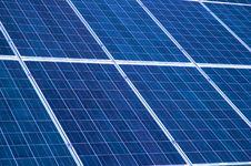 Free Solar Panel Royalty Free Stock Photo - 15626775
