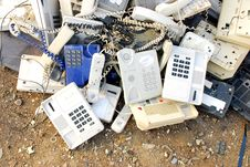Free Old Phones Stock Photo - 15627300