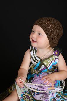 Free Beautiful Toddler Royalty Free Stock Photo - 15627325
