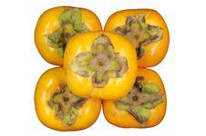 Free Persimmon Fruit Royalty Free Stock Photos - 15627888