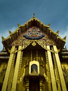Free Buddhist Temple Stock Photography - 15628662