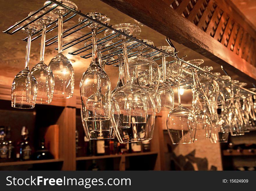 Of wine glasses