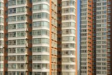 Free Residential Buildings Royalty Free Stock Photography - 15630247