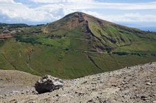 Free Mountains Formed By Volcanic Activity Royalty Free Stock Images - 15639709