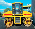 Free Road Roller Stock Photo - 15641490