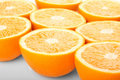 Free Orange Halves Royalty Free Stock Photo - 15647685